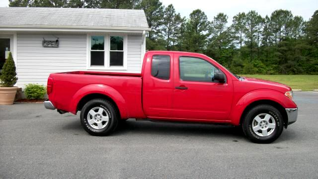 2005 Nissan Frontier