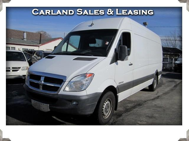 2008 Dodge Sprinter Van 2500 170-in. WB