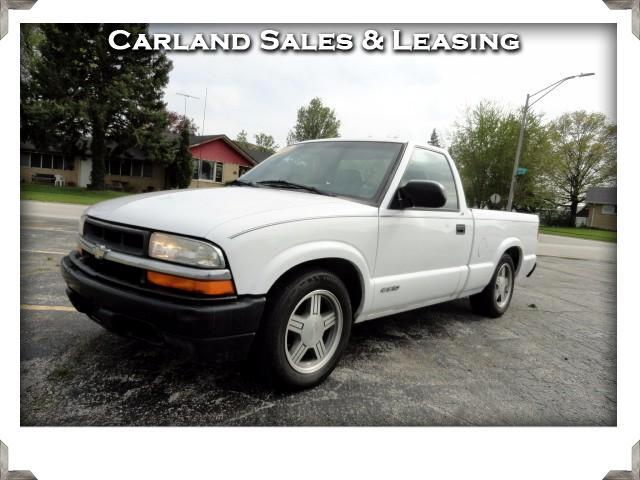 1998 Chevrolet S10 Pickup Reg. Cab Short Bed 2WD