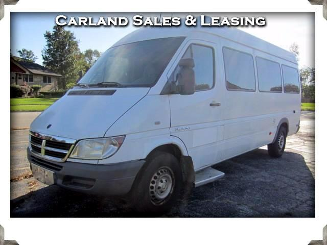 2006 Dodge Sprinter Van 2500 Super High Ceiling 158-in. WB
