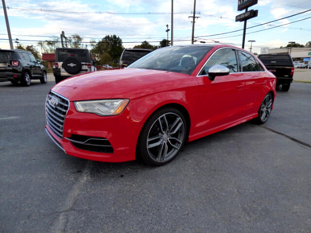 2015 Audi S3 2.0T Premium Plus quattro