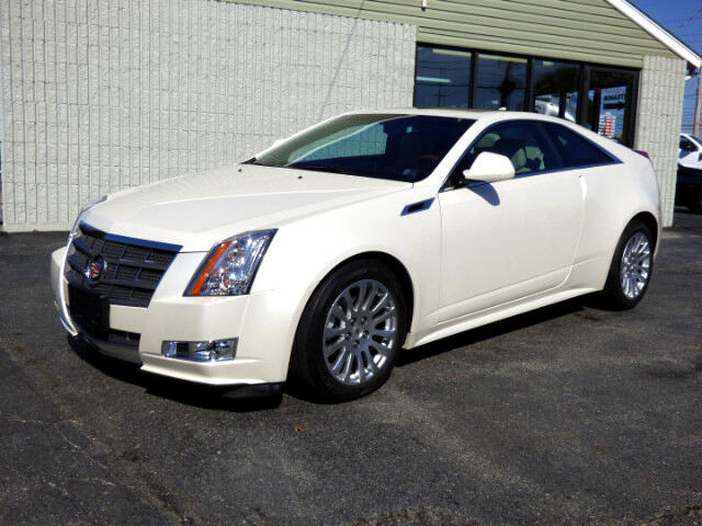 2011 Cadillac CTS Coupe Premium AWD