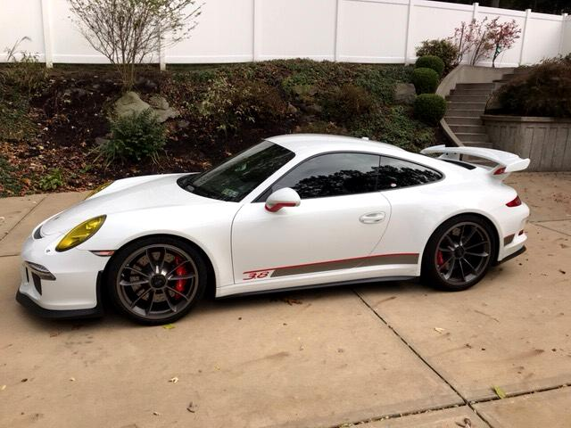 2015 Porsche 911 2dr Cpe GT3