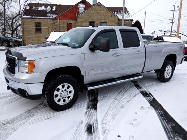 2011 GMC Sierra 3500HD SLT Crew Cab Long Box 4WD