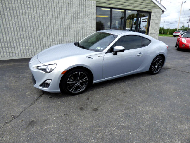 2013 Scion FR-S 2dr Cpe Man 10 Series (Natl)