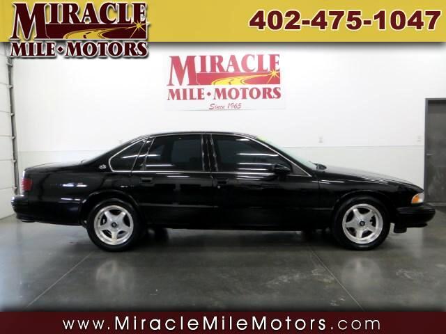 1994 Chevrolet Caprice Classic Impala SS