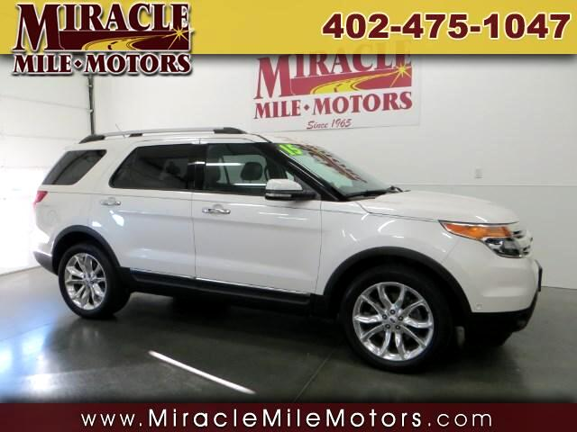 2015 Ford Explorer 4WD 4dr Limited