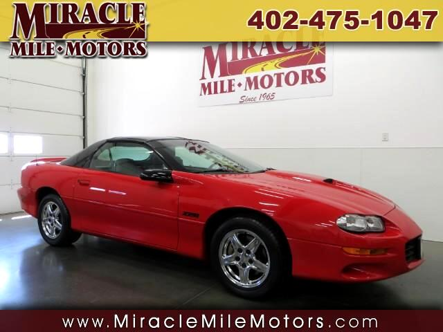 used 1999 chevrolet camaro z28 coupe for sale in lincoln ne 68526 miracle mile motors. Black Bedroom Furniture Sets. Home Design Ideas