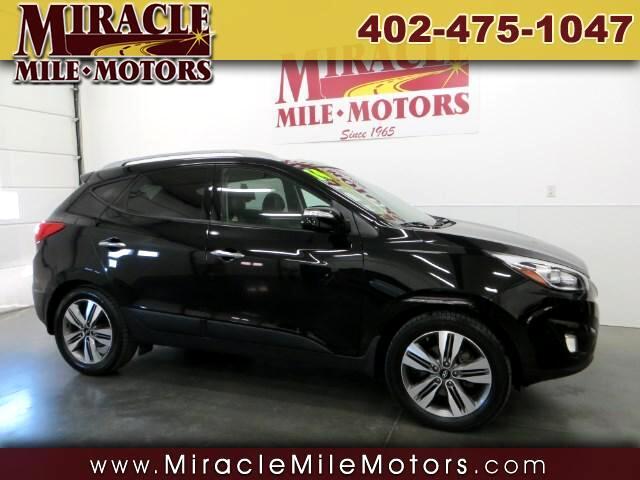 2014 Hyundai Tucson Limited 4WD
