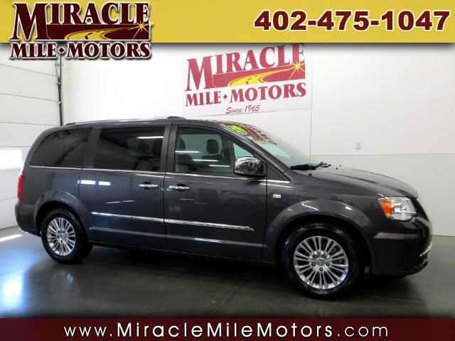 2014 Chrysler Town & Country 30TH ANNIVERSRY EDITION