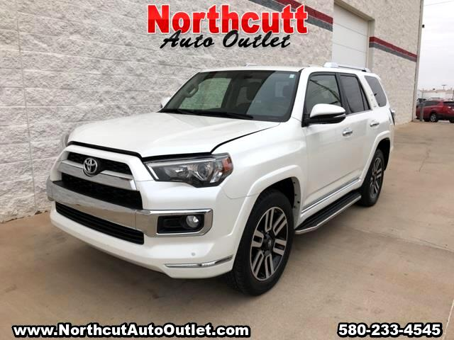 2014 Toyota 4Runner Limited 4WD V6