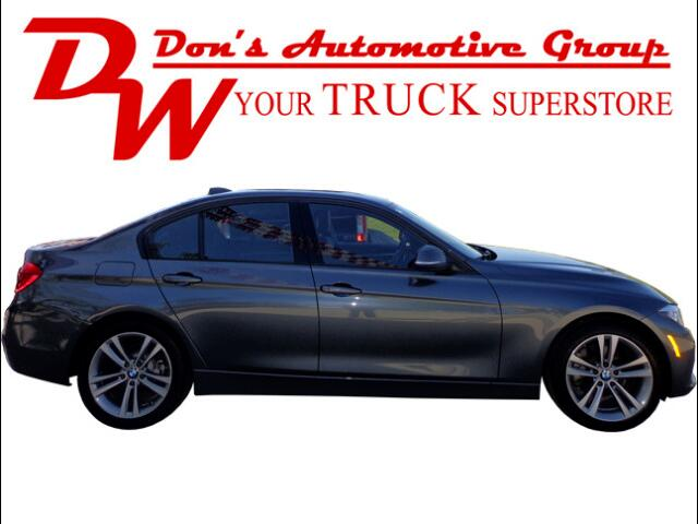 2016 BMW 3-Series Here at Dons Wholesale we are experts in the auto industry We pride ourselves i