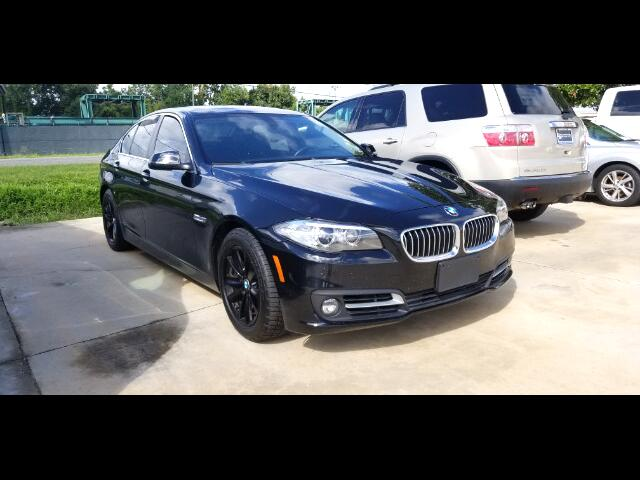 2015 BMW 5-Series Visit Dons Automotive Group Broussard -at 3910 hwy 90 East Broussard LA 70518 o