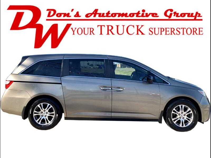 2013 Honda Odyssey Here at Dons Wholesale we are experts in the auto industry We pride ourselves