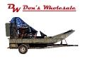 1992 Homemade Airboat
