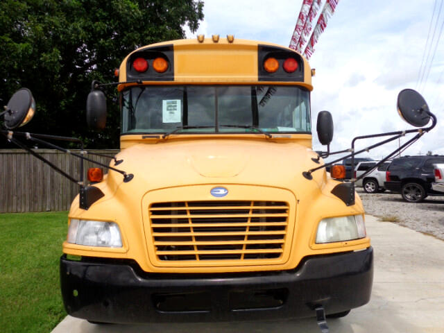 2010 Blue Bird Vision 72 Passenger School Bus