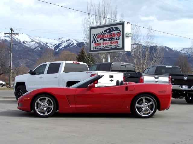 2009 Chevrolet Corvette Convertible 4LT