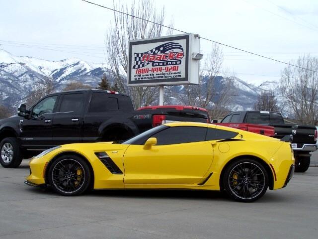 2015 Chevrolet Corvette 2LZ Z06 Coupe