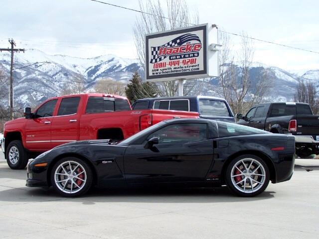 2011 Chevrolet Corvette Callaway Z06