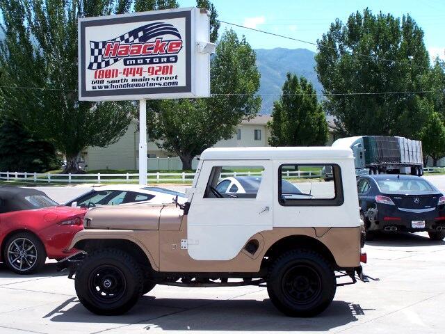 1967 Jeep CJ5