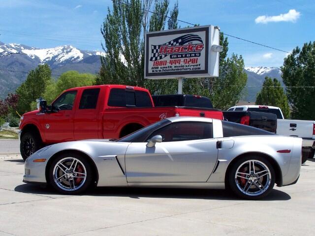 2007 Chevrolet Corvette Z06 LZ1