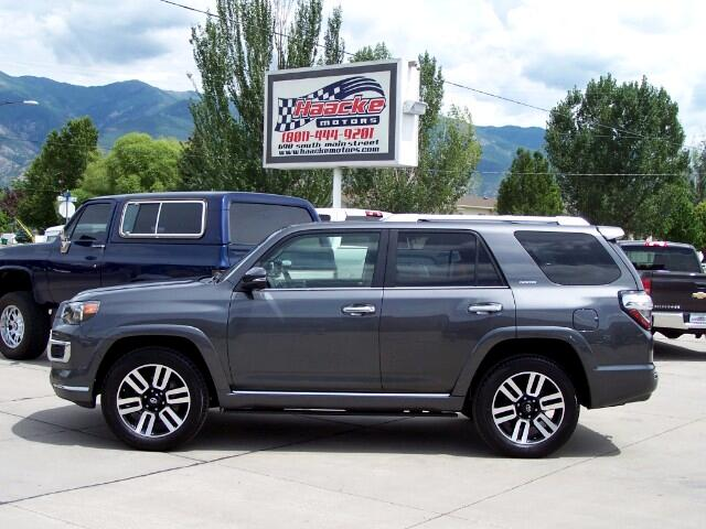 2015 Toyota 4Runner Limited 4WD V6