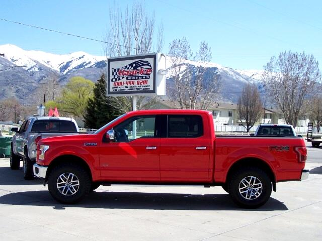 2017 Ford F-150 Lariat SuperCrew 5.5-ft. Bed 4WD