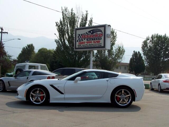 2015 Chevrolet Corvette SUPERCHARGED STINGRAY