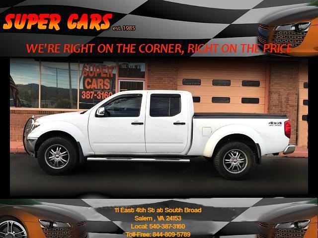 2008 Nissan Frontier SE Crew Cab 4WD