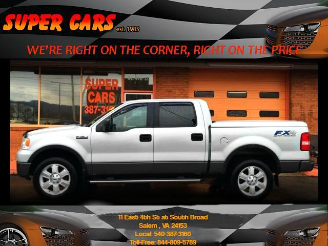 2006 Ford F-150 FX4 Flareside 4WD