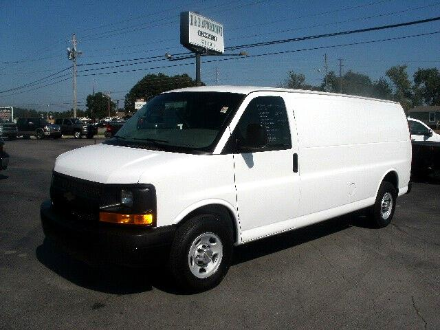 2014 Chevrolet Express 3500 Cargo Extended