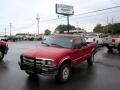 1994 Chevrolet S10 Pickup Ext. Cab Short Bed 4WD