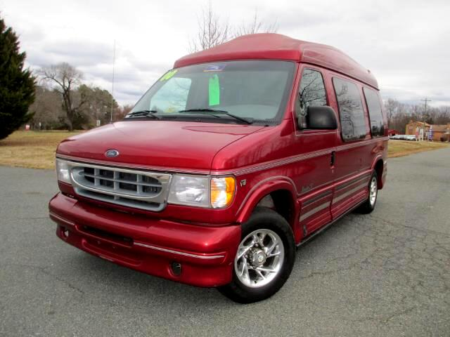 2000 Ford Econoline E250