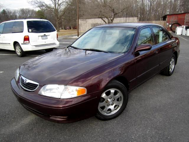 2002 Mazda 626 LX