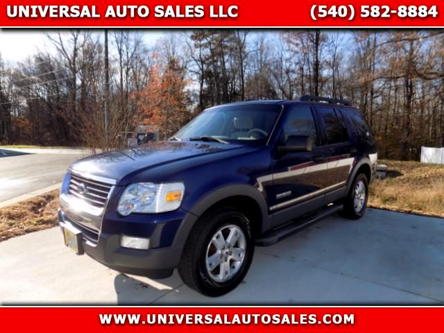 2006 Ford Explorer XLT 4.0L 4WD
