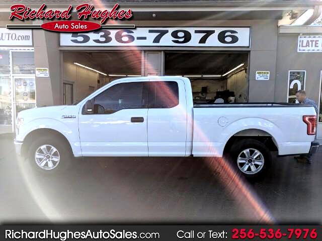 2015 Ford F-150 XLT 2WD SuperCrew 6.5' Box