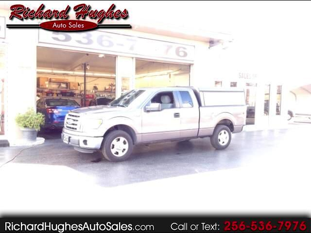 2012 Ford F-150 XLT SuperCab Short Bed 2WD
