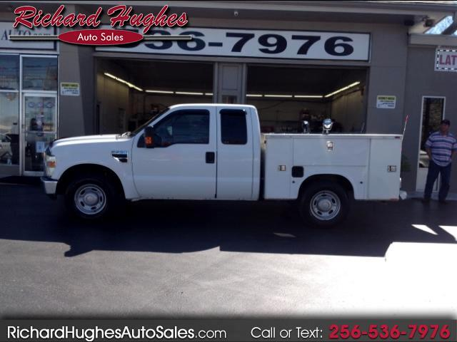 2009 Ford F-250 SD Lariat SuperCab 2WD