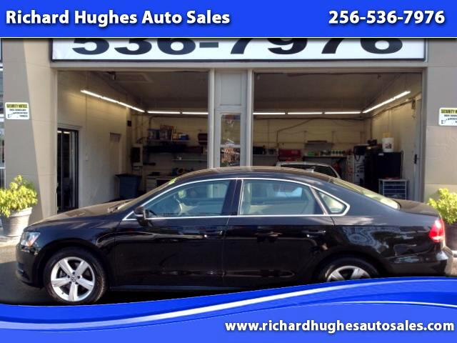 2015 Volkswagen Passat 1.8T SE AT