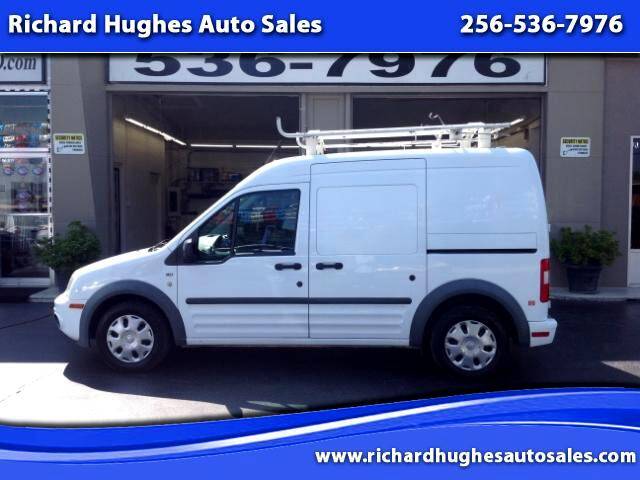 2013 Ford Transit Connect XLT with Rear Door Glass