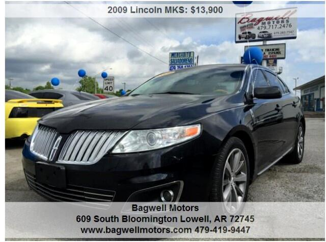used 2009 lincoln mks for sale in lowell ar 72745 bagwell