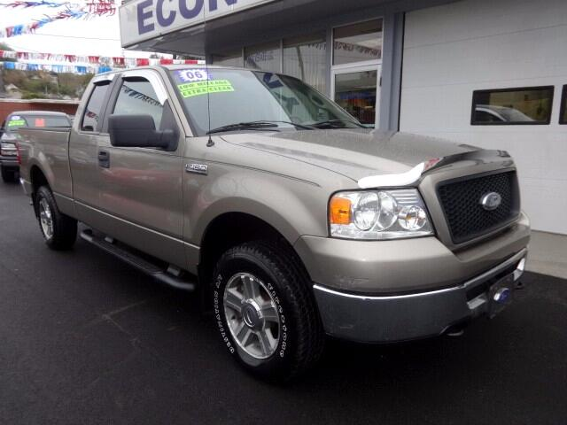 "2006 Ford F-150 4WD SuperCab 145"" XLT"
