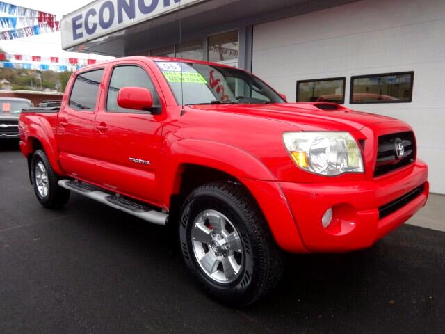 2006 Toyota Tacoma SR5 Double Cab Long Bed V6 5AT 4WD