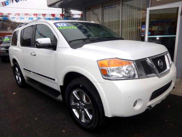 2012 Nissan Armada PLATINUM   4X4
