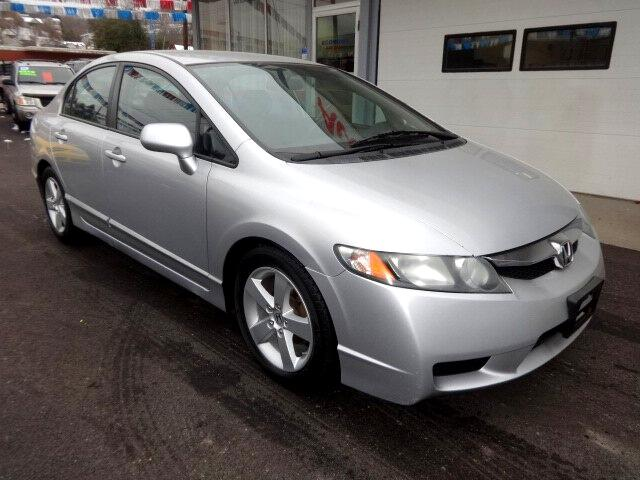 2010 Honda Civic LX-S Sedan 5-Speed AT