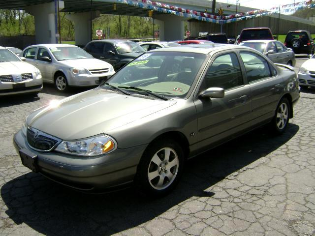 1999 Mercury Mystique