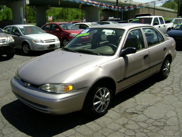 1999 Chevrolet Prizm