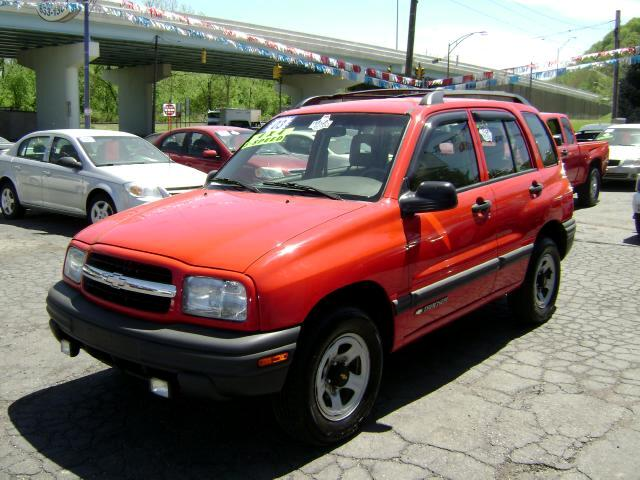 2002 Chevrolet Tracker