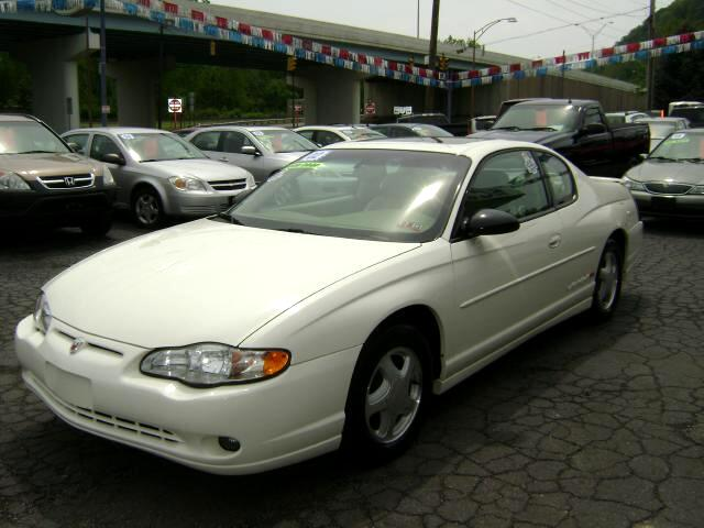 2002 Chevrolet Monte Carlo