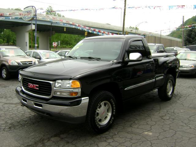 2001 GMC Sierra 1500